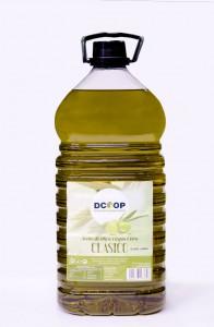 Aceite Virgen del Oliva Extra DCOOP 5 litros. - 13,75 €