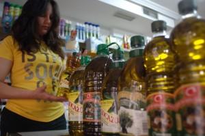 aceite supermercado